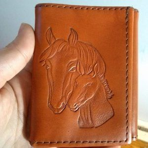 Other - Horse Leather Wallet